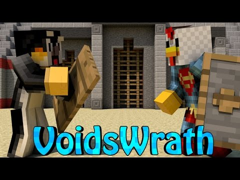 Minecraft Voids Wrath Modded Survival Ep 5 DEFEATING EVIL SPIRITS