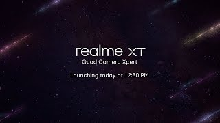 realme XT | Launch Event