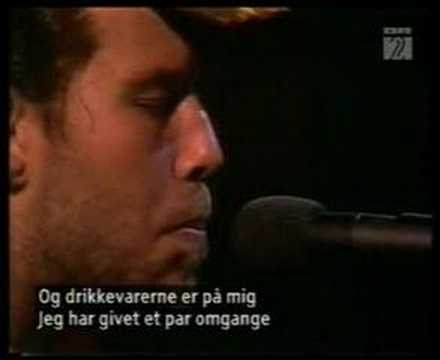 Tom Waits - Warm Beer & Cold Women