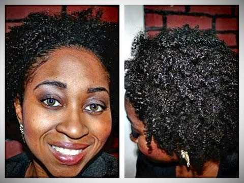 Teri Laflesh Short Natural Hair: Tightly Curly Method inspired by aucurlsnaturelle