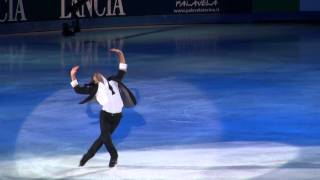 "Stéphane Lambiel ""Don't stop the music"" Golden Skate Awards 2011"