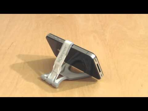 iCarpus - The Best Portable Device Stand Solution