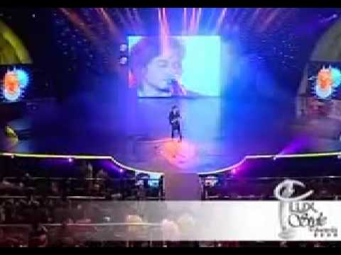 Lux Style Awards 2007 Ali Zafar Sajania (live) video