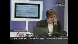 Respuesta de Carmen Aristegui a Televisa y CANITEC sobre el desplegado en su contra.