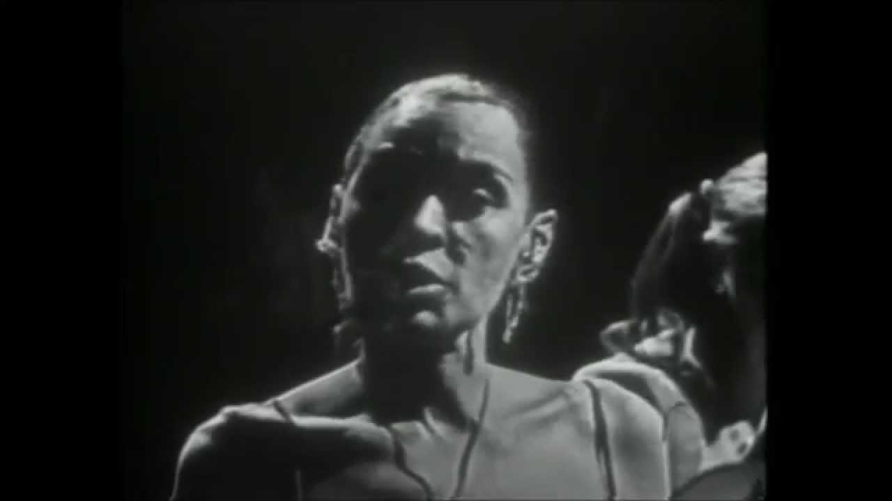 Billie Holiday Don T Explain Live 1958 Youtube