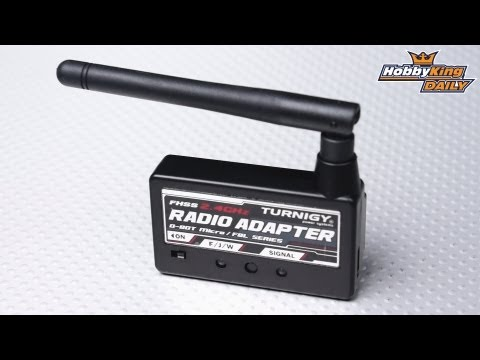 HobbyKing Daily - Radio Adapter Q-Bot Micro/FBL Series