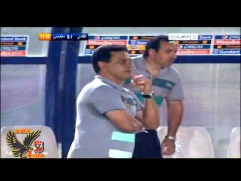 Al Ahly 2-1 Mazembe . CAF Champions League
