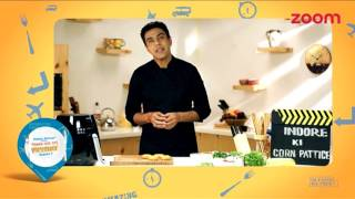 'THANK GOD IT'S FRYDAY' Season 3 with Ranveer Brar | Indore Ki Corn Pattice