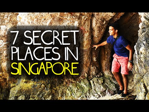 7 Secret Places in Singapore You Never Knew Existed!