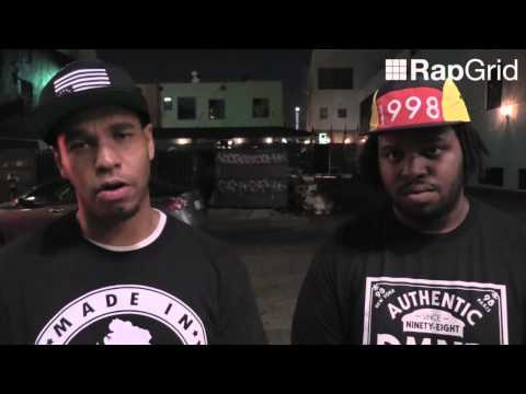 KG The Poet On Battle With B-Magic & Setting Up URL West | #Traffic
