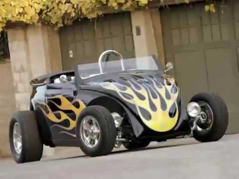 Fuscas Hot Rods