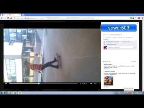 como descargar vídeos de facebook sin programas