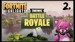 Fortnite Moments Ep.2 (Fortnite Funny Fails & Daily Best Moments)