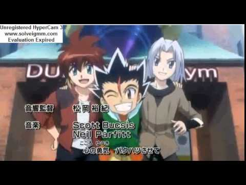 Metal Fight Beyblade 4d Theme Song video