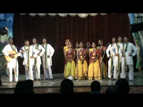 NCC Hyderabad Group Song IGC-2011