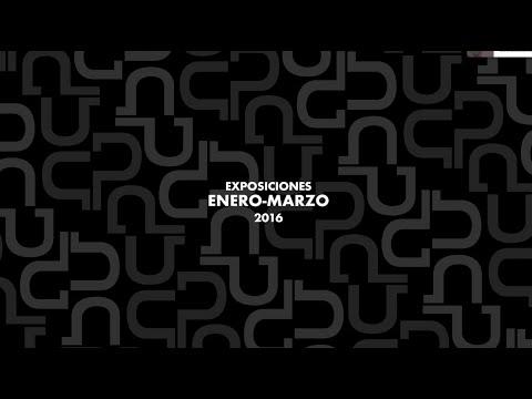 Video Inauguración ciclo de exposiciones Enero - Marzo 2016