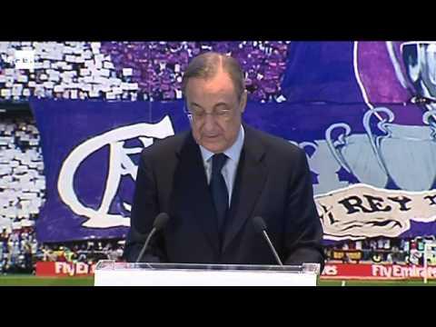 Rafa Benítez presentado como nuevo entrenador del Real Madrid