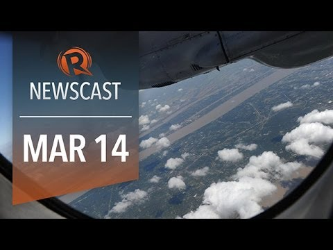 Rappler Newscast: MH370 updates, Miriam on Napoles, Israeli embassies