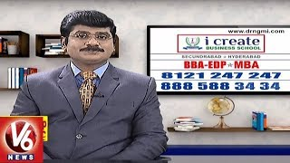 BBA and EDP Courses After Intermediate | i Create Business School | Career Point