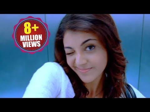 Bunny, Kajal Aggarwal Hot Lip Lock - Aarya 2