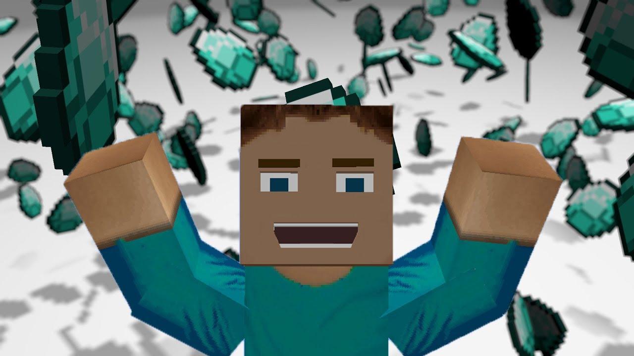 Diamonds Minecraft Animation YouTube