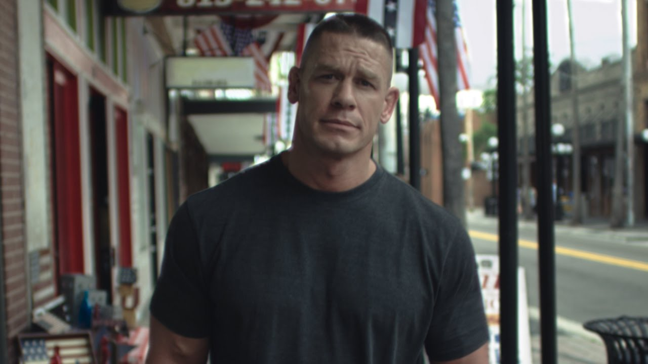 [John Cena Explains What Patriotism Means To Him] Video