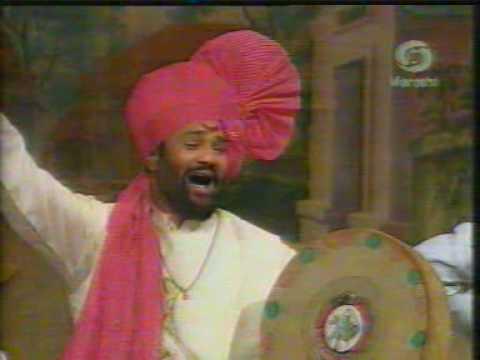 Mohankumar Bhandari Momindia Bhagatsing Powada Marathi video