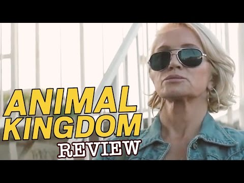 Ellen Barkin, Scott Speedman, Finn Cole in 'Animal Kingdom' - TV Review
