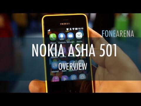 Nokia Asha 501 Overview