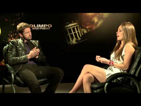 Interview with Gerard Butler