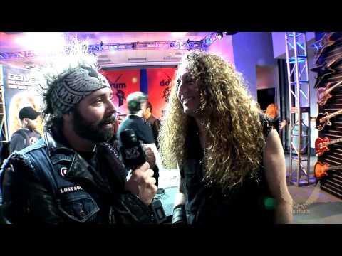 Dean Guitars 2015 N.A.M.M. Highlights - Randy Cooper