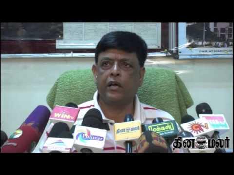 Chance for Rain says Chennai Meteorological Department - Dinamalar Nov 2nd News