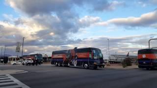 Clemson departs PHX