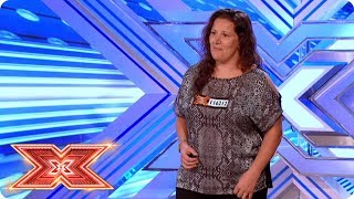 Sam Bailey's Unforgettable Audition | The X Factor UK