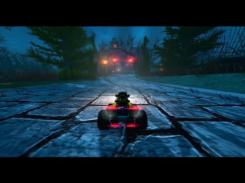 SuperTuxKart Steam GreenLight Trailer