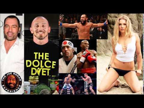 Rogan & Dolce Discuss MMA