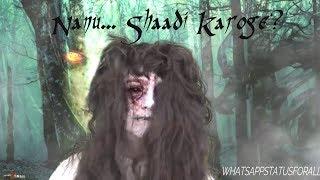Bhoot Aya Whatsapp Status l Horror Status l Ghost Story l Nanu Ki Janu l Lyrics l Mika Singh