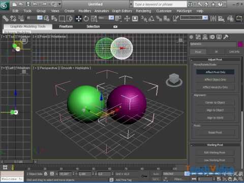 3D Studio Max 2010