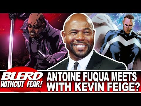 Antoine Fuqua: MCU Movie From The Director Of Training Day? (Blerd News)