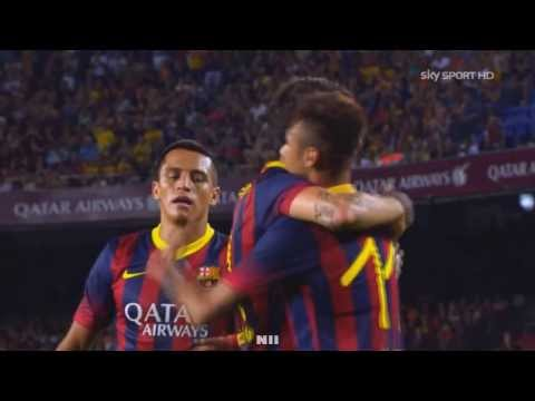 Neymar 2013 Hd - New Dribling Skills ► Barcelona video