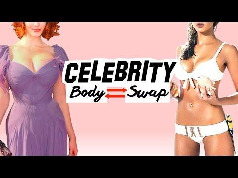 BODY SWAP! - Christina Hendricks as 007 Bond Girl! - DR. NO