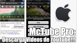 McTube Pro_ Descarga Videos de YouTube!!! MAA