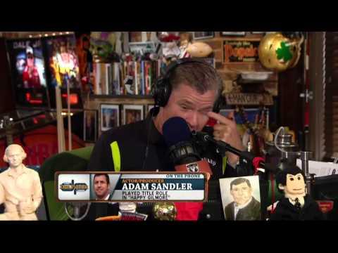 Adam Sandler on the Dan Patrick Show (Full Interview) 9/2/14