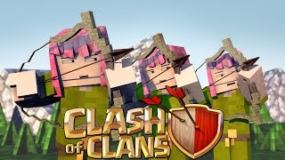 Minecraft | Clash of Clans Nations - Ep 5!