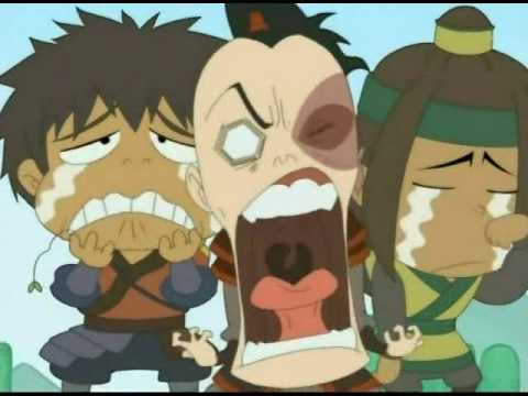 Zuko's Shiny Teeth