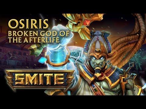 SMITE Osiris -''Pokes''