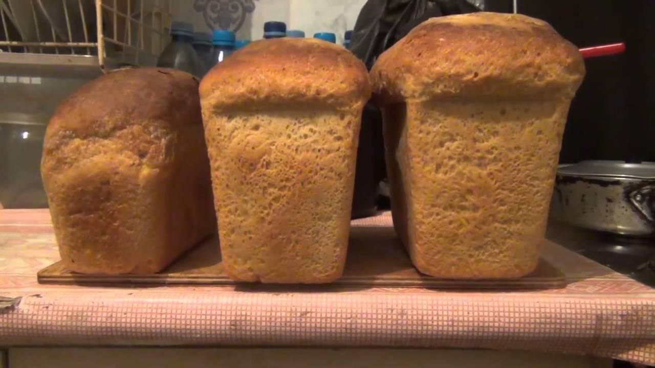 Приготовление хлеба без дрожжей в домашних условиях 56