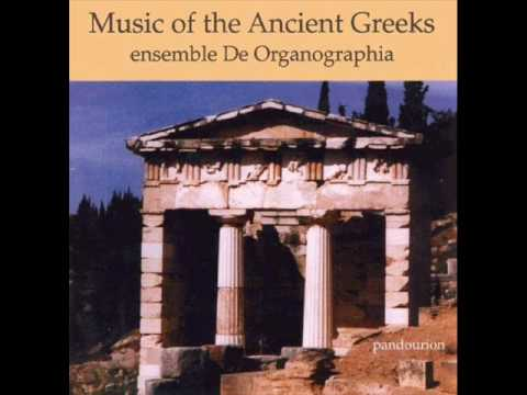 Ancient Greek / Roman Music - Organographia VI
