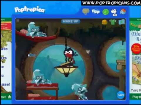 Poptropica Super Villain Island Walkthrough