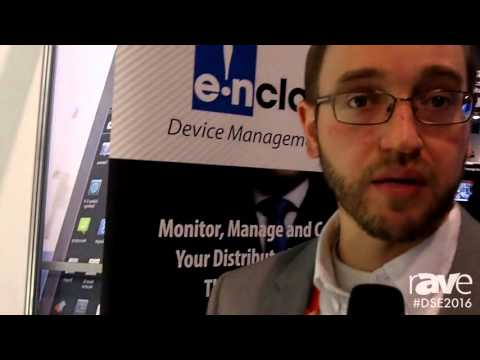 DSE 2016: Encore Networks Offers Commercial Grade Routers for Digital Signage
